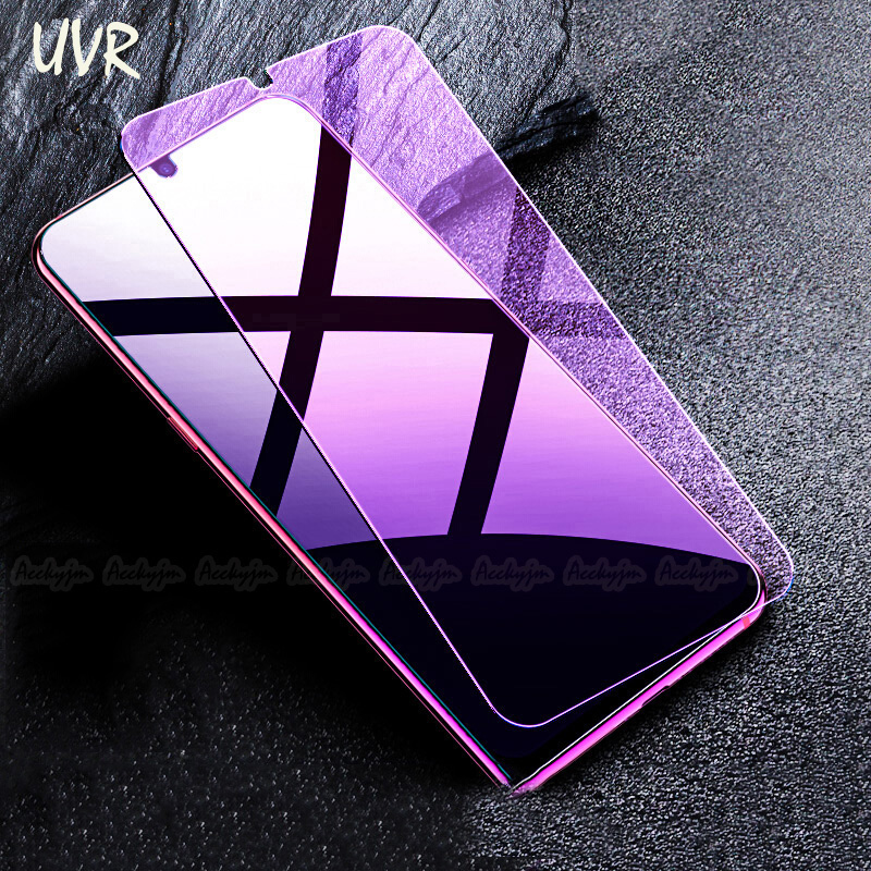 VIVO V11 Pro V11Pro V11i Anti-blue Tempered Glass VIVO X23 X21S U1 Z3 Z3i Full Cover Anti Blue Protective Screen Protector Film