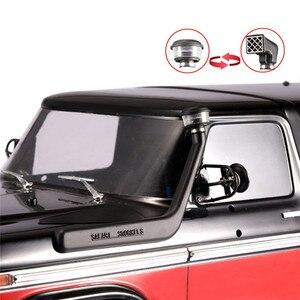 Image 2 - Şnorkel Seti Yükseltilmiş HAVA GİRİŞİ Kiti ön Filtresi Temizleyici 1:10 Traxxas TRX 4 TRX4 Ford Bronco Şnorkel Kiti RC Araba Parçaları
