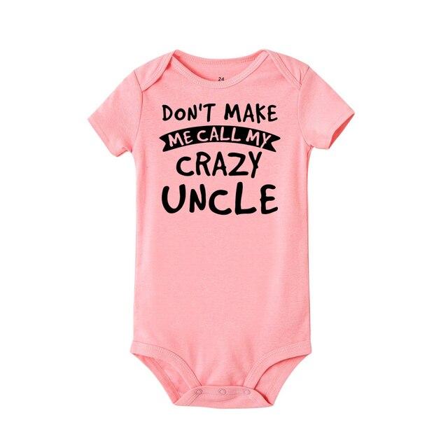 Crazy Uncle Onesie 5