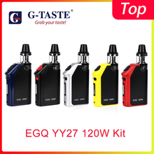 original EGQ YY27 120W Kit built in 2000mAh batter