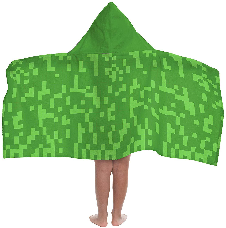 Amazon Hot Selling 3D Digital Printing Superfine Fibre Hooded Bath Towel For Children Beach Towel