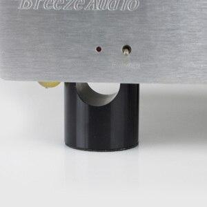 Image 4 - HiFi אודיו אלומיניום סגסוגת תיל סוגר תמיכת קו כבל stand מחזיק מתקפל נגד הלם בולם זעזועים רגל כרית רגליים רפידות