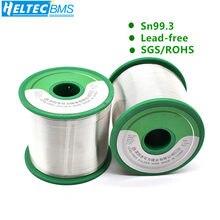-Lead free Solda Fio de Solda BGA Reparação ToolsRosin Núcleo de Solda de Estanho Fio 500g/800g/1000g 0.6/0.8/1.0/1.2mm de Baixo Ponto de Fusão