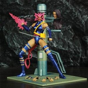 """Image 1 - Orijinal MS seçin X erkek Psylocke 7 """"Action Figure X MEN Mutant Elizabeth Betsy Braddock koleksiyonu DST elmas seçin oyuncaklar bebek"""