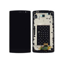 100% Tested high quality For LG G4 Mini H735 H736 Monitor LCD Display Touch Screen Digitizer Assembly Black,No/with Frame 100% tested high quality for lg q8 h970 v20 mini 5 2 lcd display touch screen digitizer assembly black with no frame