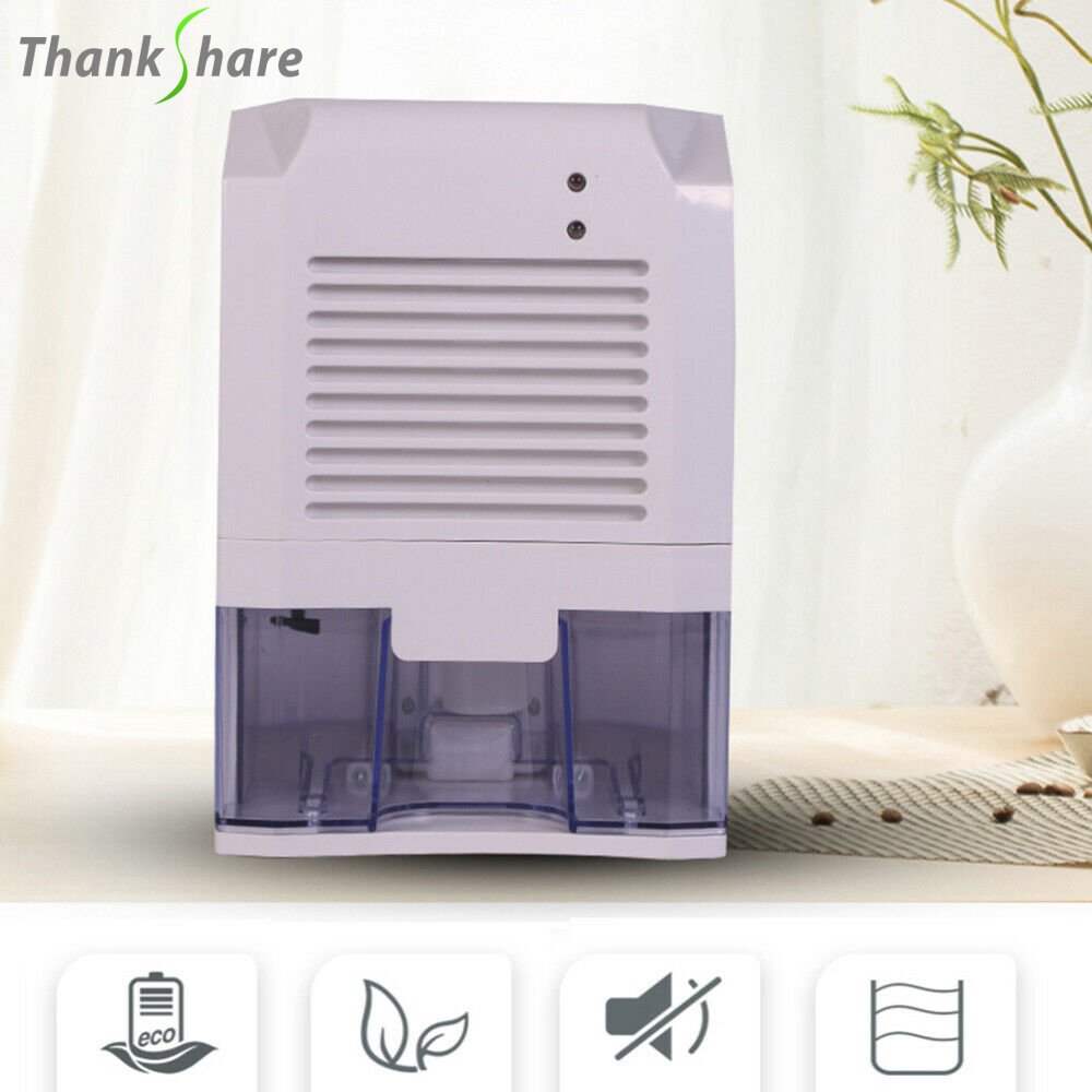 THANKSHARE Dehumidifier Air Dryer USB 800ML Compatible Home Bathroom Office Absorbing Car Mini Air Dryer Electric Cooling 5V/2A