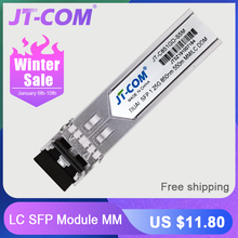 1000Mbps Mini Gbic 850nm 550m SFP Transceiver Modu