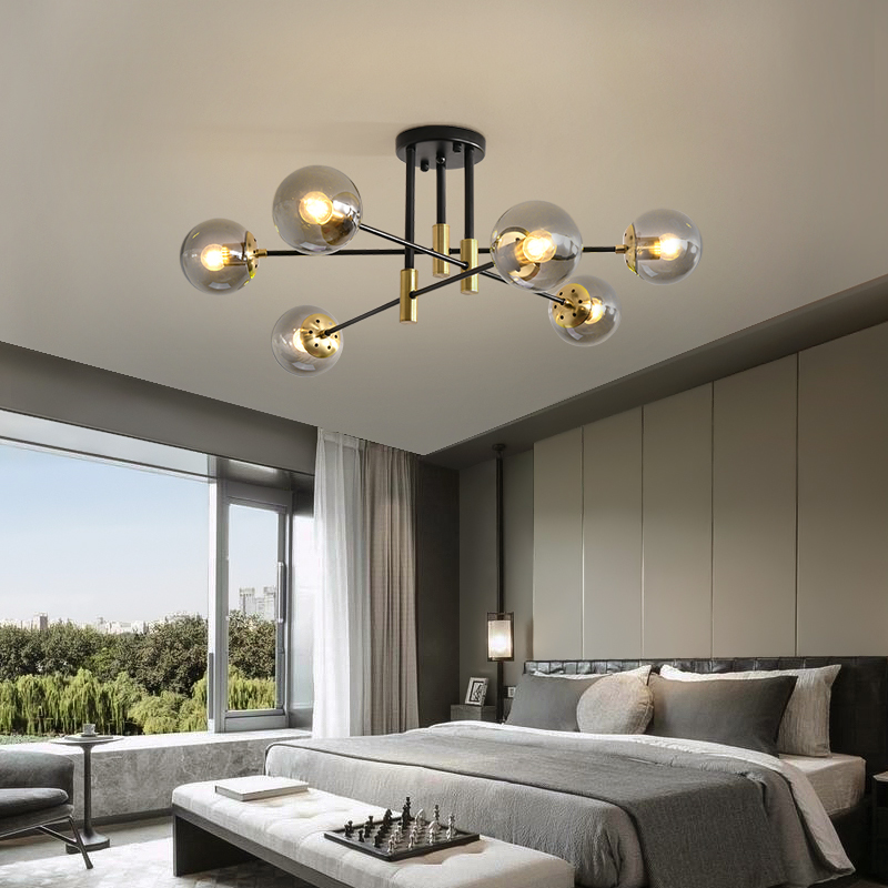 lowest price LICAN Modern LED Ceiling Lights Living room Bedroom Aisle Balcony light entrance hall entrance Modern Ceiling Lamp
