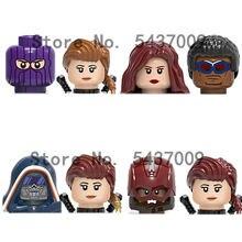 Продажа аксессуаров для фигурок персонажей из серии фильмов, подвижные куклы, детские игрушки, подарок для детей, минифигурка, игрушка X0272