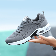 ROMMEDAL couple air cushion sneakers men women spring autumn outdoor running