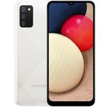 Смартфон Samsung Galaxy A02s 32 ГБ белый