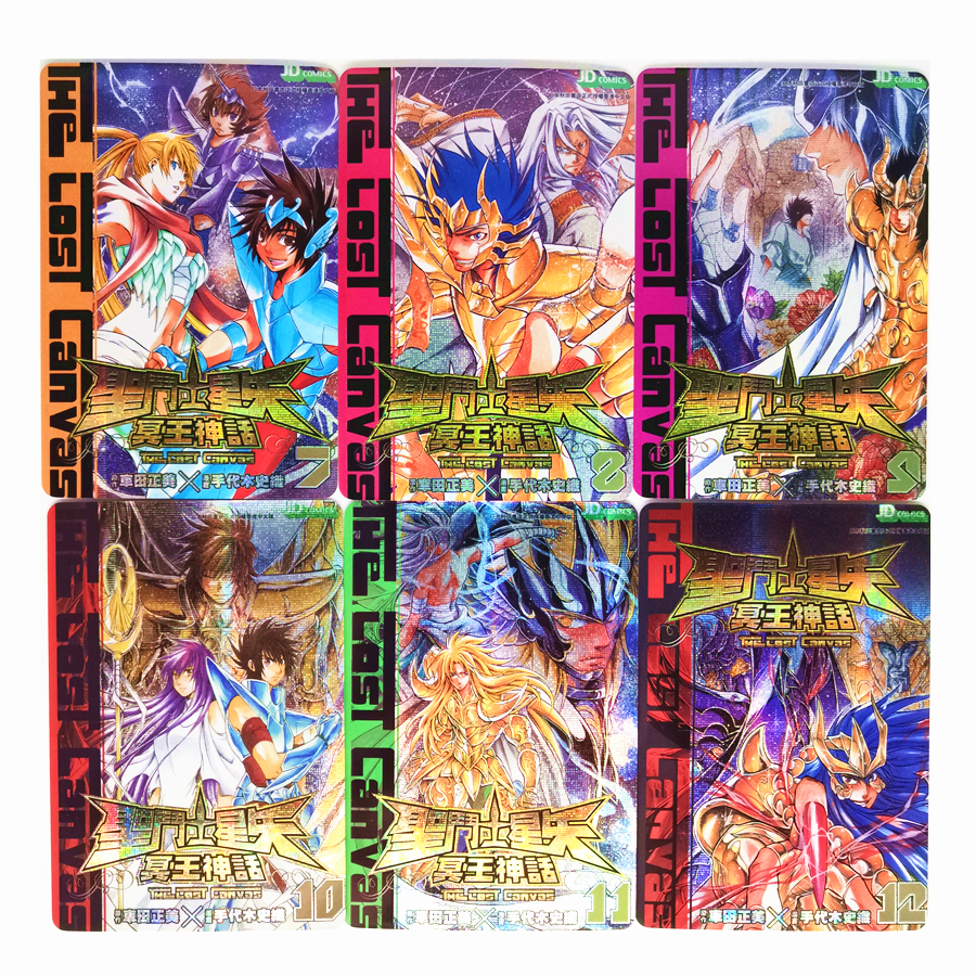 25pcs/set Saint Seiya Toys Hobbies Hobby Collectibles Game Collection Anime Cards
