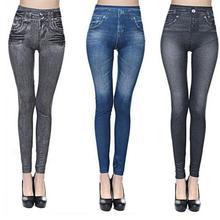 Summer Fashion Skinny pencil jeans Fashion Women Jeans Low Waist Hip Lift Ripped Holes Skinny Denim Pencil Pants Trousers street