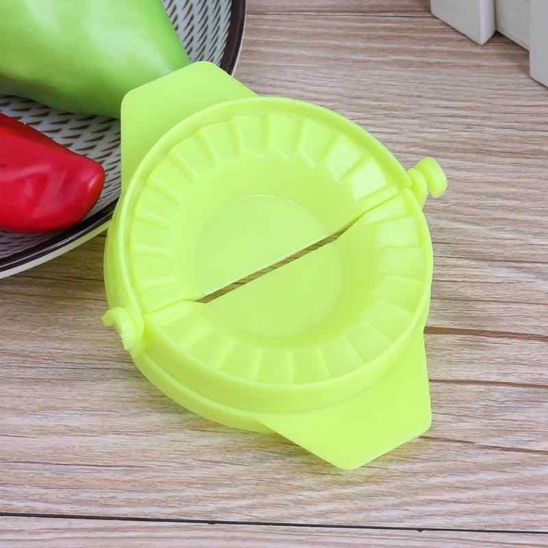 جديد جهاز صناعة زلابية العجين الصحافة زلابية فطيرة رافيولي قالب اليد قرصة الزلابية مجلد قالب الحلوى الخبز المعجنات أدوات الأدوات