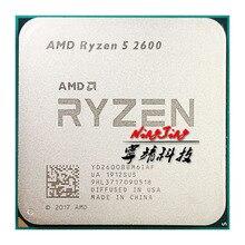 AMD Ryzen 5 2600 R5 2600 3.4 GHz processore CPU a sei Core a dodici Core 65W Socket AM4