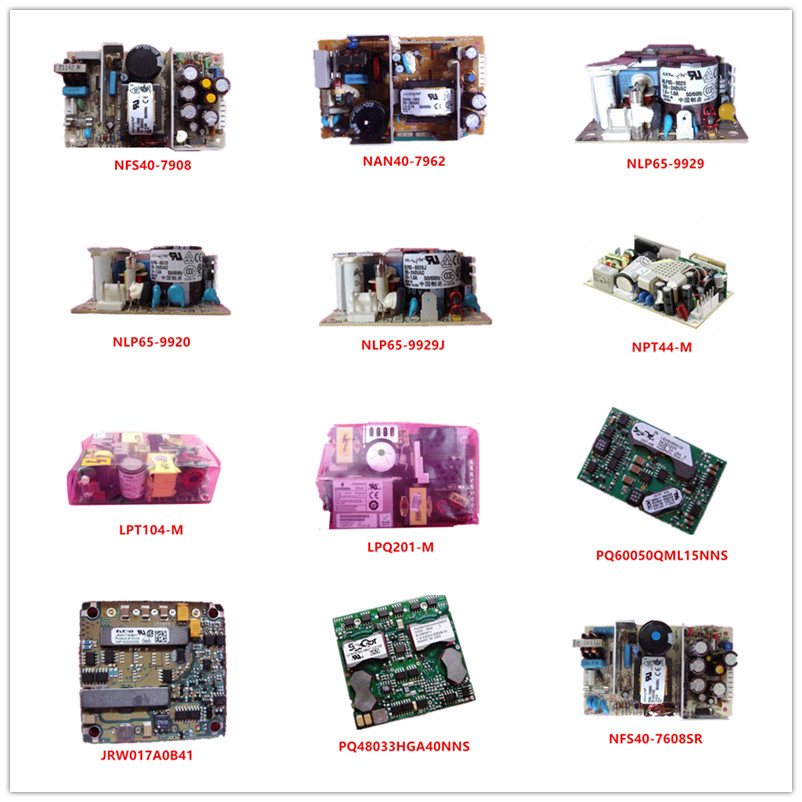 NFS40-7908|NAN40-7962|NLP65-9929/9920/9929J|NPT44-M|LPT104-M|LPQ201-M|PQ60050QML15NNS|JRW017A0B41|PQ48033HGA40NNS|NFS40-7608SR