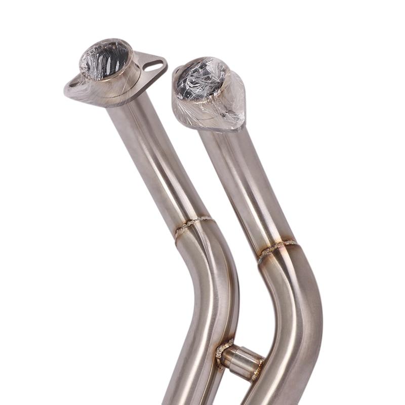 Купить передние средние соединительные трубки из нержавеющей стали