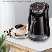 500ml Portable Electrical Coffee Pot Turkey Coffee Maker Boiled Milk Coffee Kettle Coffee Machine Brew Travel coffee maker