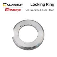 Ultrarayc Lock Ring of Ceramic Parts for Raytools Fiber Laser Cutting Head Laser Nozzle Connector Fasten Ring