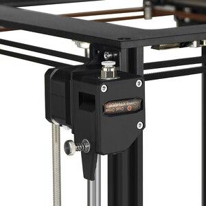 Image 5 - Twotrees 3d impressora sapphire pro completo metal profissional diy núcleo xy bmg extrusora 235x235m tela de toque de 3.5 polegadas com facesheid