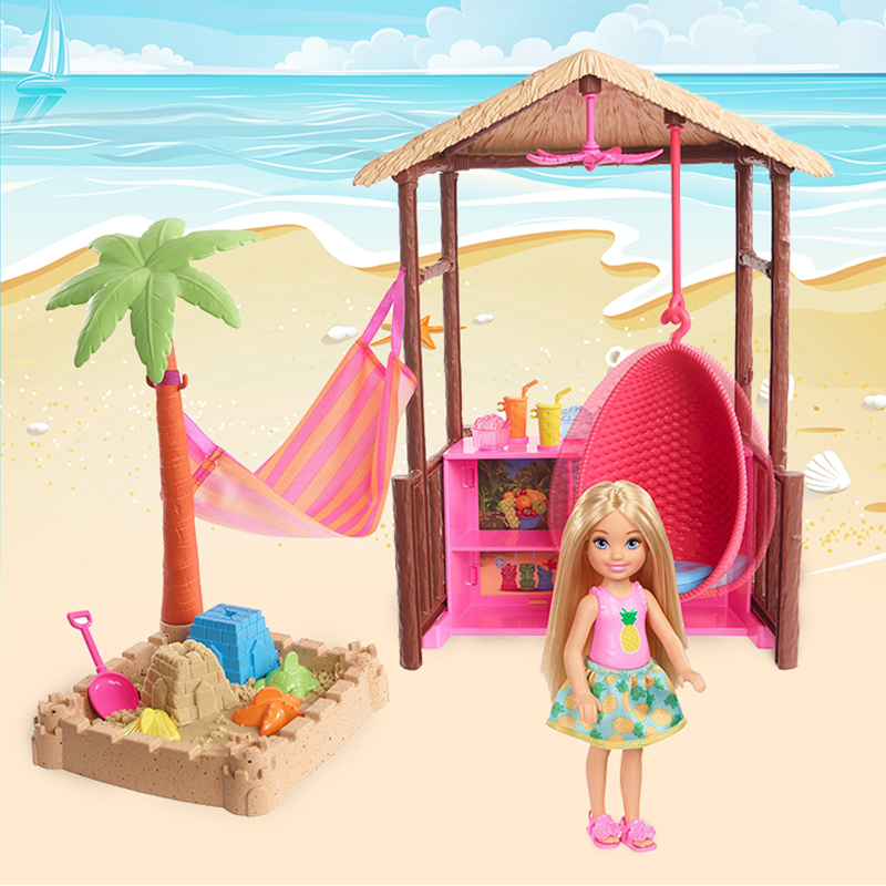 Original Chelsea Club Barbie Dolls 6