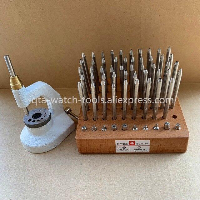 צפה תיקון כלי סין עשה שיבוט bergeon 5285 שענים לתקוע יתד כלי סט לתיקוני שעון