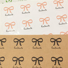 Bow-knot Pattern Han...