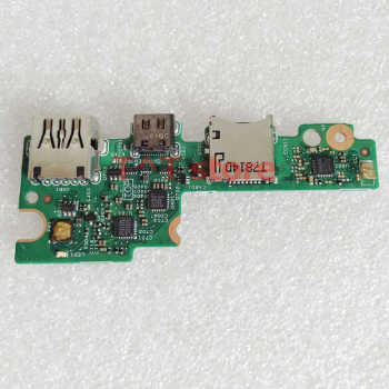 original for Lenovo IdeaPad 720S-15IKB USB type-c io BOARD test good free shipping