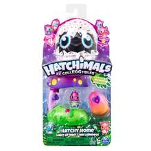 Fourth Quarter Hatchimals ha chi Magic Egg Hatching Toy GIRL'S And BOY'S Gift Birthday Gift Mini Doll(China)