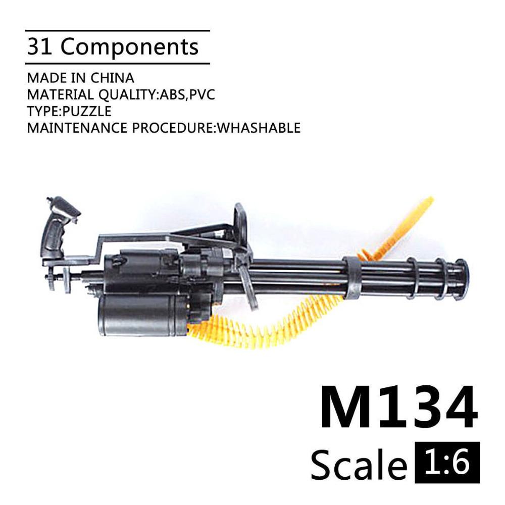 1:6 M134 Gatling Minigun 12