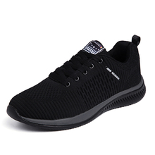2019 Spring Summer Breathable Light Mesh For Men Sneakers Male Shoes Lover Casual Adult Walking Couples Brand Footwear цена 2017