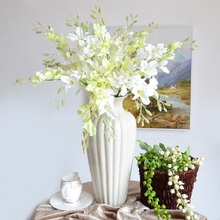 Butterfly Orchid Artificial Flower Letax Overall Floral Flowers For Wedding Home Decoration