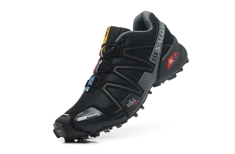 Salomon Speedcross 3 CS Sport hommes chaussures de plein air respirant Zapatillas Hombre Mujer mâle escrime Sneaker vitesse Cross 3 EUR 40-46 - 3