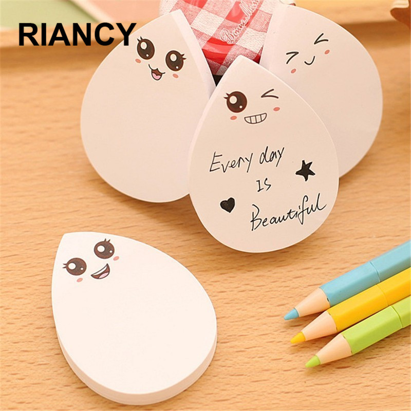 70 PCS/lot Kawaii Stationery Notepad Sticky Notes Office Decoration Planner Stickers Cute Memo Pad Sheets School Supplies 02114