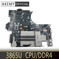Akemy NM-A831 Motherboard For Lenovo Thinkpad E570 E570C CE570 NM-A831 Laotop Mainboard with 3865U CPU