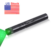 CWLASER High Power 2-in-1 532nm Green Focusable Laser Pointer (303) with Lock + Match-Lighting (Without Battery)