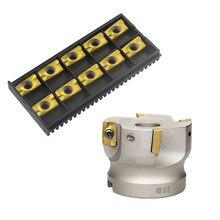 BAP300R/BAP400R Shoulder Face Mill Head CNC Milling Cutter,milling cutter tools APMT1135 APMT1604 carbide Insert