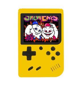Image 4 - Yeni taşınabilir Mini el oyun renk LCD çocuklar renk oyun NES elde kullanılır oyun konsolu oynatıcı dahili 168 oyunları