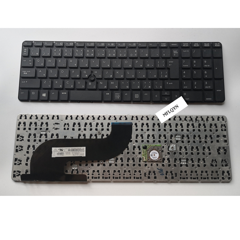 NEW FOR HP Probook 650 G1 655 G1 Japanese JP JA Laptop Keyboard