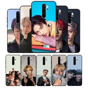 Stray Kids K Phone Case For Xiaomi Redmi note 9 8 7 6 5 4 Pro S for redmi 4A 4X 5 Plus 5A 7A Cover
