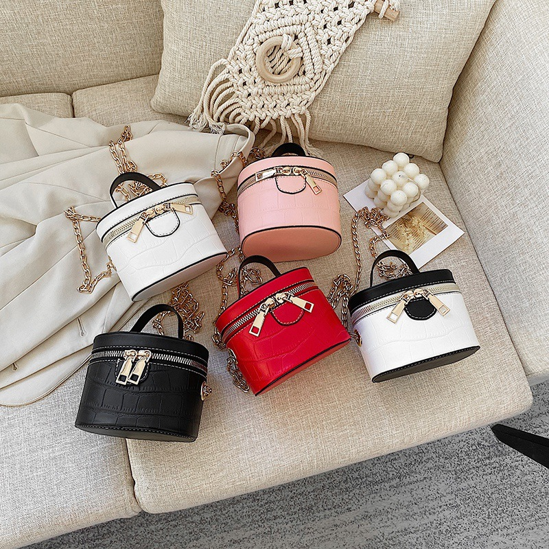 Kids Mini Clutch Bag 2021 Cute Girls Bucket Crossbody Bags Little Girl Small Coin Wallet Pouch Box Baby Party Hand Bags Gift
