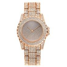 Women Rhinestone Watches Lady Dress Women watch Diamond Luxury brand Bracelet Wristwatch ladies Crystal Quartz Clocks splendid luxury female clock women watches rhinestone ceramic crystal quartz watches lady dress watch