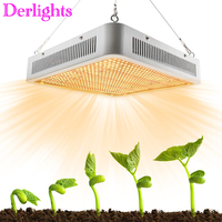 800W 800LED Full Spectrum Grow Lights AC85~265V LED Plant Lamp For Indoor Greenhouse Grow Tent Vegetables Growth&Flowering