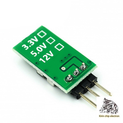 5PCS/LOT5V/1A Super Small Three Terminal Regulator Blocks Instead Of LM7805 5.5~32V Input High Efficiency And Low Heat