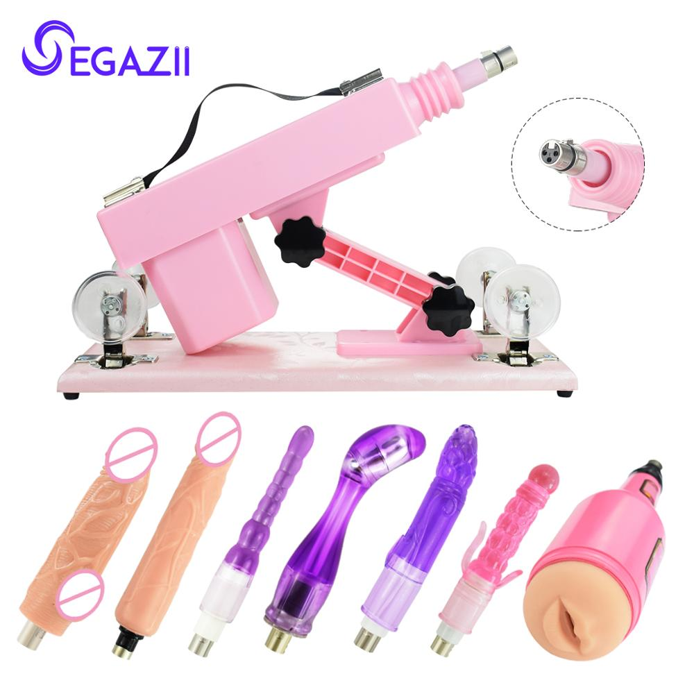 Automatic Masturbation <font><b>Machine</b></font> With Suction Cup Thrusting <font><b>Sex</b></font> <font><b>Machine</b></font> Pumping With Vagina Cup And Different <font><b>Dildos</b></font> image