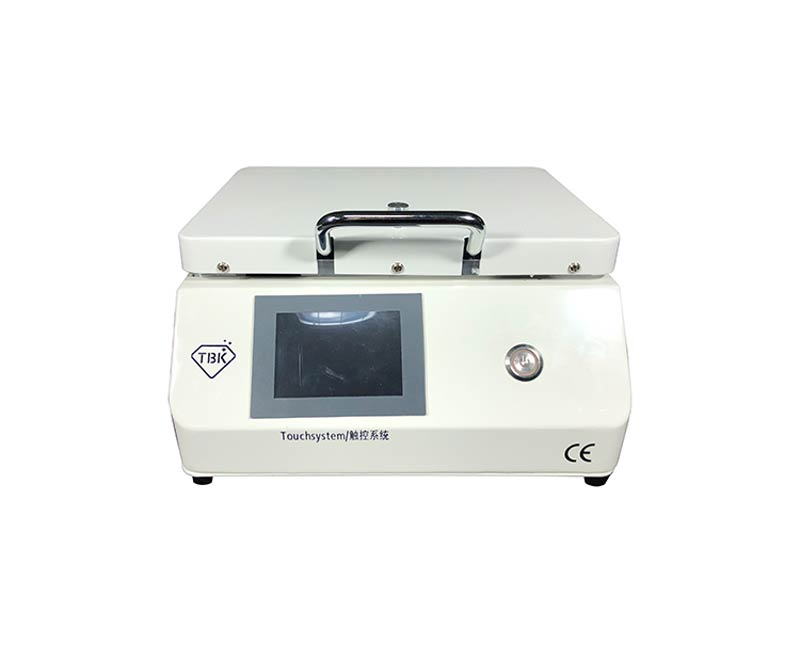 TBK-808M LCD Touch Screen Repair Automatic Bubble Removing Machine OCA Vacuum Laminating Machine