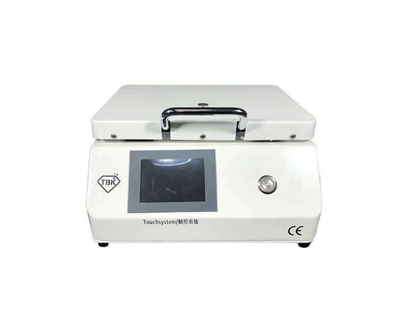 TBK-808M LCD Touch Screen Repair Automatic Bubble Removing Machine OCA Vacuum Laminating Machine