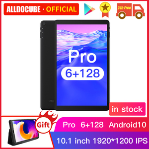 ALLDOCUBE iPlay20 Pro 10.1 inch Android 10 Tablet 6GB RAM 128GB ROM SC9863A Tablets PC 1920*1200IPS iplay 20 pro