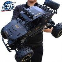 2020 New RC Car 1:12 4WD versione aggiornata 2.4G Radio Control RC Car Trend giocattoli telecomando auto fuoristrada giocattoli per bambini