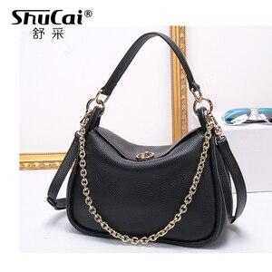 woman handbags genuine leather